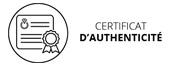 Certificat d'authenticité par expert bijoux agréé CNES