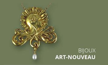 Bijoux Art-Nouveau
